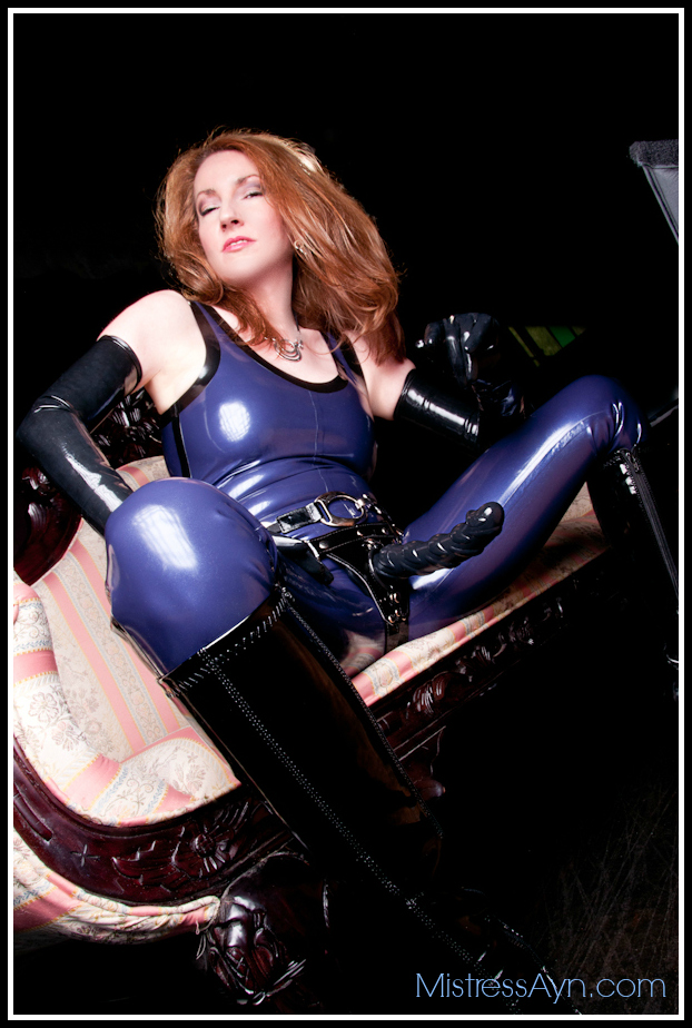 Mistress Ayn - Alpha Female