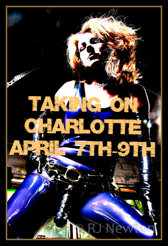 Charlotte travel April 2015